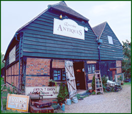 eversley barn antiques - antique furniture and collectables near reading